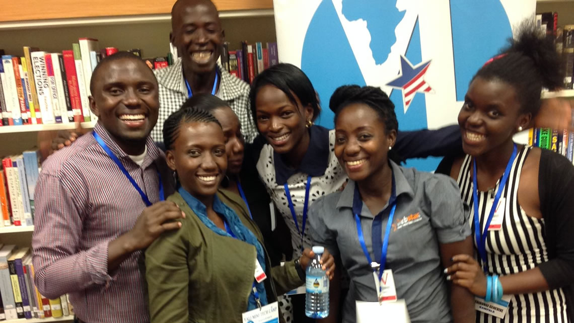 With YALI Youth